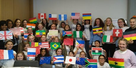 Camp United Nations for Girls Sydney Winter 2019 tickets
