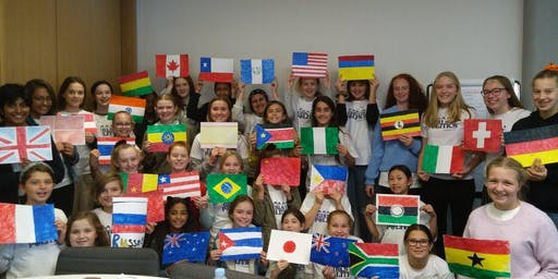 Camp United Nations for Girls Sydney Winter 2019