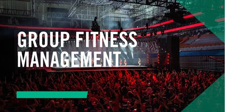 Group Fitness Management tickets