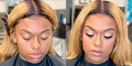Copy of Workshop Face Paint Hands-On Makeup Course  tickets