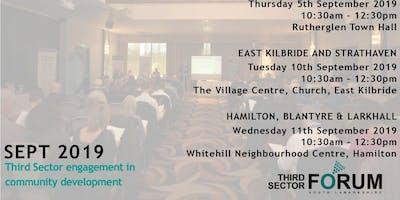 Third Sector Forum EAST KILBRIDE & STRATHAVEN