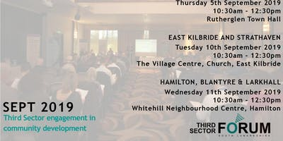 Third Sector Forum HAMILTON, BLANTYRE & LARKHALL