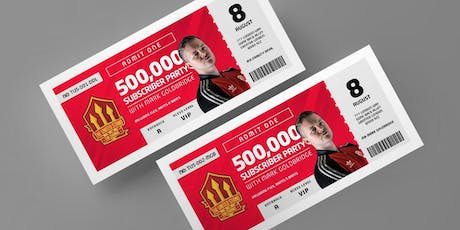 United Stand 500k Get Together tickets