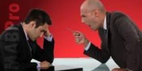 MABPRO Management of Assaultive Behavior – Los Angeles tickets