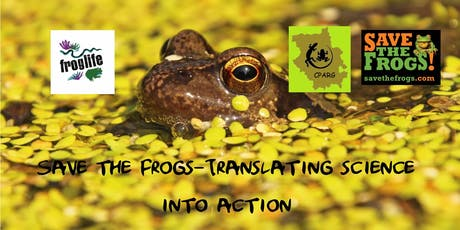 SAVE THE FROGS!- Translating Science into Action tickets