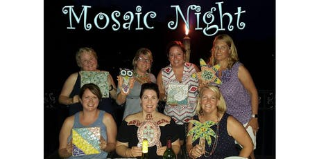 Mosaic Night in St. Augustine @ Hurricane Patty's tickets