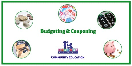 Budgeting & Couponing tickets