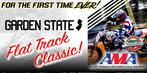 AMA D6 Garden State Flat Track Classic