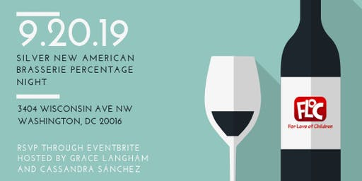 Silver Restaurant Fundraising Night Benefiting FLOC
