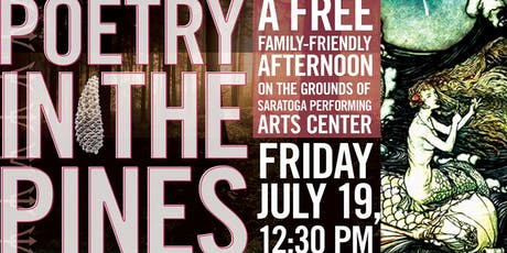Poetry In The Pines tickets