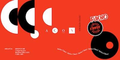 Expansión Sticker Chase - Adictos!Con19