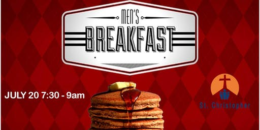 St. Christopher Parish Men's Breakfast