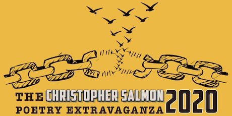 Christopher Salmon Poetry Competition 2020 Launch tickets