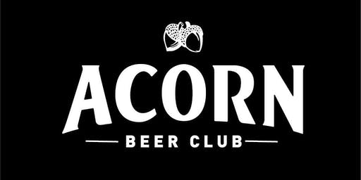 Acorn Beer Club October 25th
