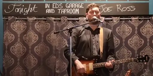 Joe Ross @ Ed's Taproom