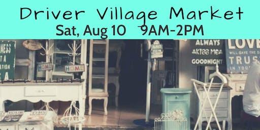 Driver Village Market 8/10