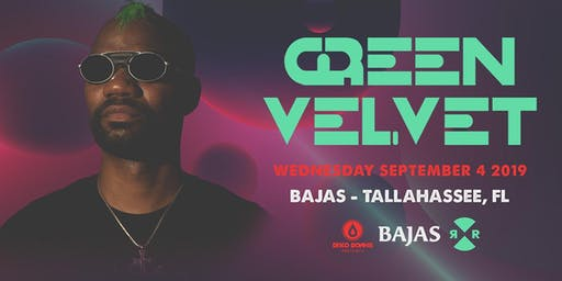Green Velvet at Bajas