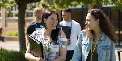 Summer enrolment - Higher Education - Tues 3rd Sept - Ashington
