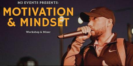Motivation & Mindset Entreprenuer Workshop  tickets