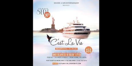 C'EST LA VIE tickets