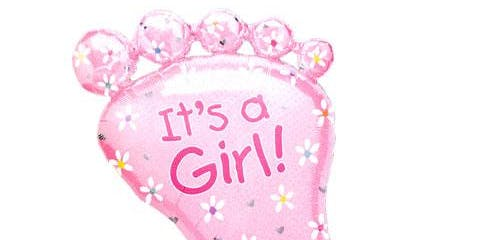 """The Welcoming of Baby """"Ash'Lynn TaNeil-Marie Black' !"""