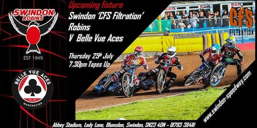 Swindon Robins V Belle Vue Aces