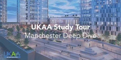 UKAA Study Tour: Manchester Deep Dive tickets
