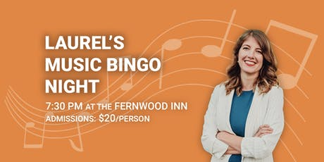 Laurel's Music Bingo Night tickets