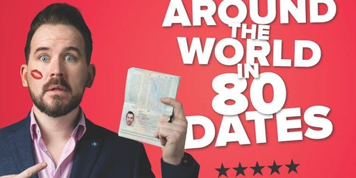 Chris Henry : Around the World in 80 Dates