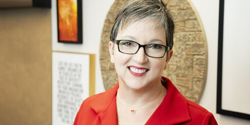 "IncubatorCTX Speaker Series - Heather McKissick, UFCU ""Move Forward: Give Back – Advancing Career and Community through Service"""