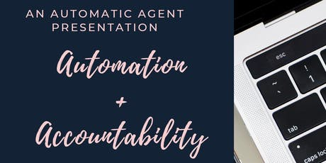 Automation and Accountability w/ Sunshine Wilhite tickets