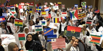 Camp United Nations for Girls London 2020