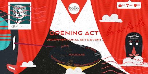 Bo.Bo Opening Act