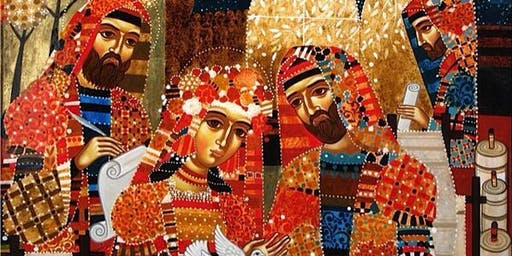'Sarah, Miriam, Magdalene, Lydia, Ruth and Priscilla: paintings and poetry'  Bishop Graham Kings explores with expository poetry.