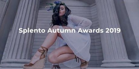 Splento Autumn Awards 2019 tickets