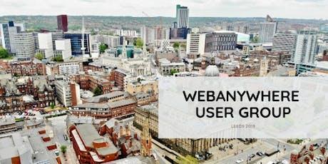 Leeds User Group tickets