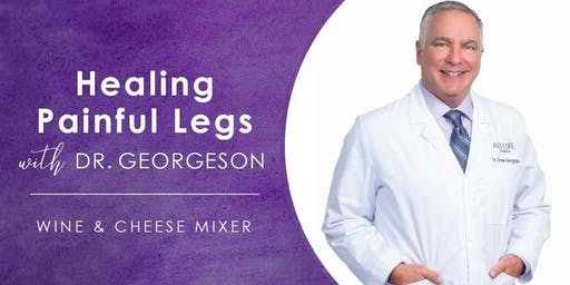 Healing Painful Legs: Wine and Cheese Mixer