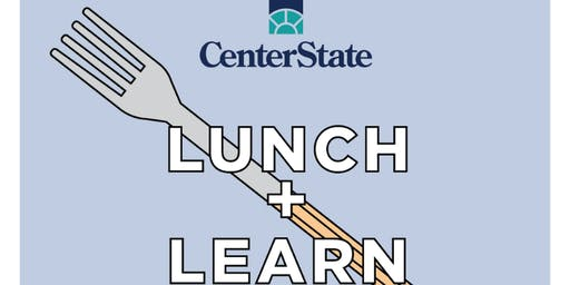 West Lakes Partnership Marketing Essentials Lunch Talk with CenterState Bank