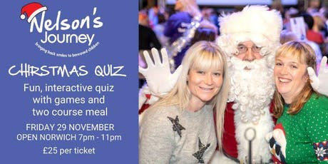 Nelson's Journey - Christmas Quiz tickets