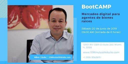 Marketing Real Estate Boot Camp (Spanish)