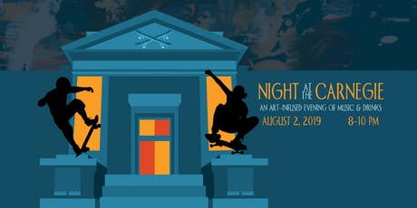Night at the Carnegie tickets