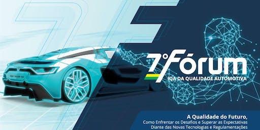 7º Fórum IQA da Qualidade Automotiva
