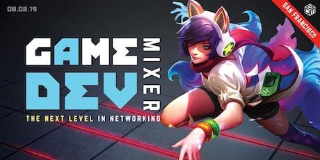 GameDev Mixer #38 tickets