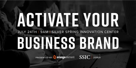 Activate Your Business Brand tickets
