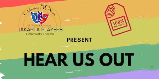HEAR US OUT - An evening of Play Reading and Panel Discussion