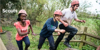 Fri 16th August Outdoor Activity Days @Moor House Adventure Centre