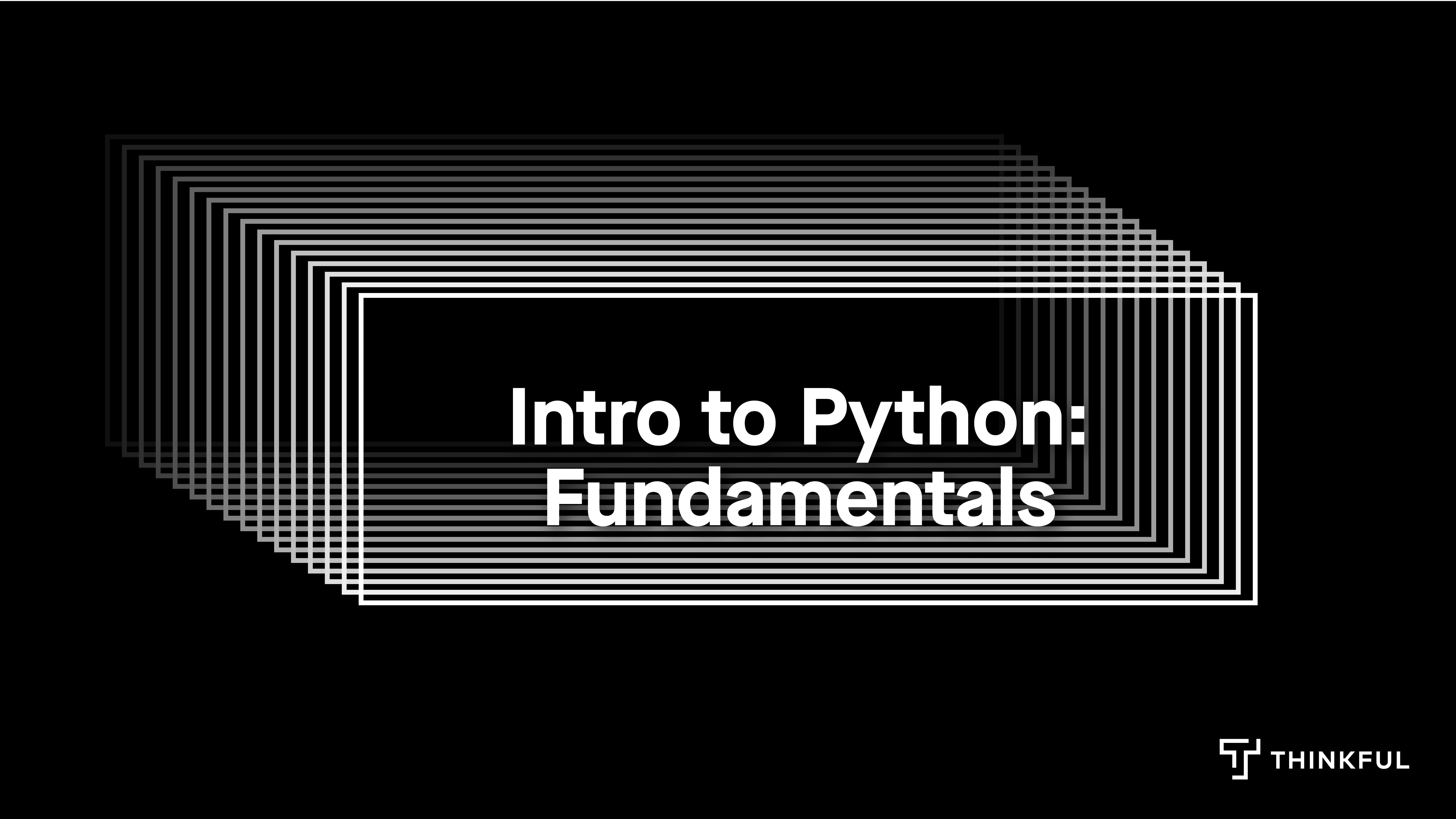 Thinkful Webinar | Intro to Python: Panda Data Frames