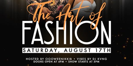 The Art Of Fashion tickets
