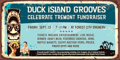 Celebrate Tremont 2019, Duck Island Grooves tickets