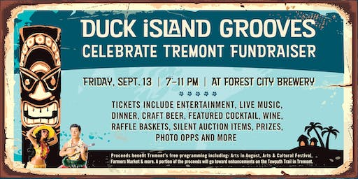 Celebrate Tremont 2019, Duck Island Grooves